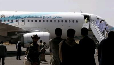 الوفد العُماني يغادر صنعاء دون إحراز تقدم في المباحثات مع الحوثيين حول وقف إطلاق النار