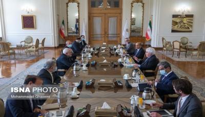 في ختام زيارته إلى إيران.. غريفيث: لا حل في اليمن إلا من خلال تسوية سياسية شاملة
