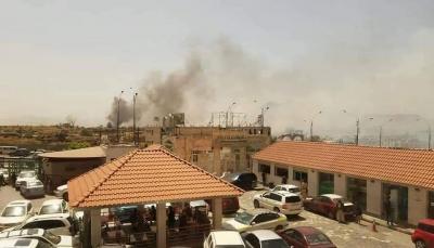 انفجارات عنيفة تهز صنعاء والتحالف يؤكد عدم قيامه بتنفيذ عمليات عسكرية في اليمن