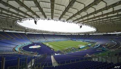 """بـ""""الوحدة والنشوة"""" تنطلق من روما بطولة كأس أوروبا لكرة القدم"""