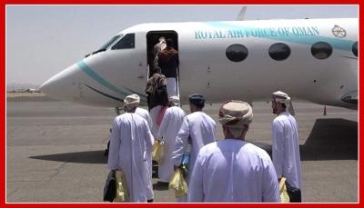 """بعد أسبوع من المحادثات المكثفة.. هل خرج الوفد العماني من صنعاء بـ""""خفي حنين""""؟ (تقرير خاص)"""