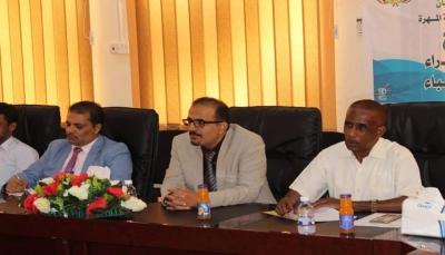 اجتماع موسع لمدراء مكاتب الصحة والكوادر الطبية بالمهرة