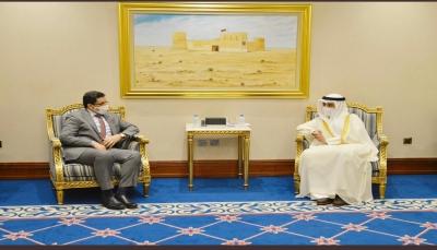 الكويت تطالب بوضع حد للتصرفات الحوثية الغير مسؤولة تجاه عملية السلام