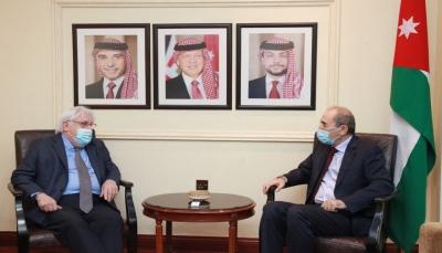 الأردن يؤكد على ضرورة تطبيق المبادرة السعودية للوصول إلى حل سياسي في اليمن