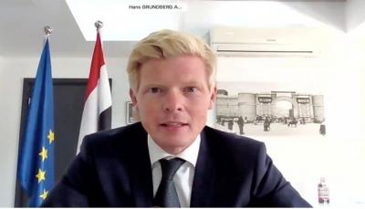 """من هو السويدي """"جروندبرج"""" مرشح أمين عام الأمم المتحدة مبعوثاً خاصاً إلى اليمن؟"""