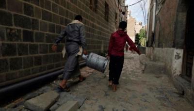 مليشيا الحوثي تشترط على سكان صنعاء التبرع لمقاتليها مقابل الحصول على غاز الطهي