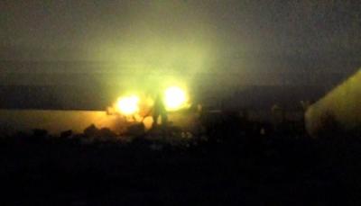 مصرع عدد من مسلحي مليشيا الحوثي وتدمير مخزن أسلحة جنوبي الحديدة