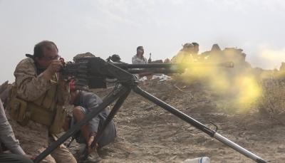 المعارك مستمرة في أكثر من محور.. الجيش يعلن تحرير مواقع ومرتفعات حاكمة جنوبي مأرب
