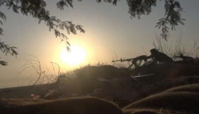 مقتل وإصابة عدد من مسلحي الحوثي شرق مدينة الحديدة