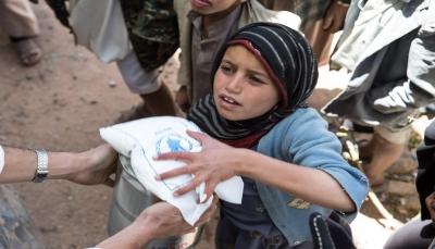 """""""الإنقاذ الدولية"""" تُحذّر من ارتفاع معدلات الجوع في اليمن جراء انهيار العملة"""