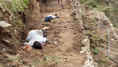 في إب وحجة.. سقوط عشرة قتلى بسبب خلافات على أراضٍ زراعية (أسماء)