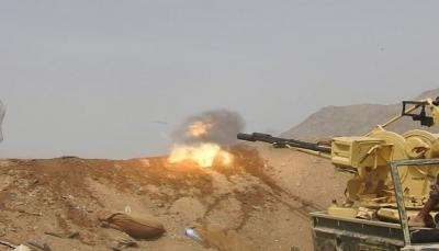 قوات الجيش تصد هجوماً للحوثيين شمال الجوف وتكبّد المليشيا خسائر كبيرة