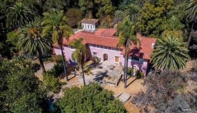 عرض منزل لعائلة بن لادن في كاليفورنيا للبيع مقابل 28 مليون دولار