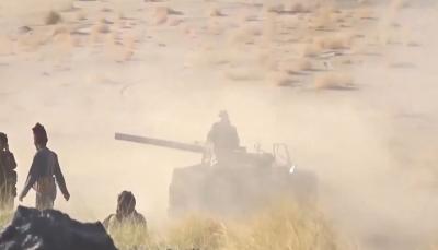 الجيش: قتلى وجرحى من مليشيات الحوثي وتدمير معدات عسكرية شمالي الجوف