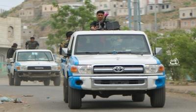 """تعز.. الحملة الأمنية تعلن القبض على مطلوب أمني على ذمة أحداث """"عمد"""""""