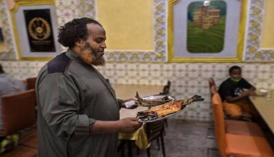 السمك اليمني .. طبق وطني في جيبوتي