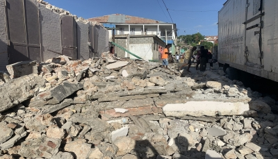 زلزال كارثي يضرب هايتي ويخلف عشرات القتلى والسلطات تعتزم إعلان الطوارئ