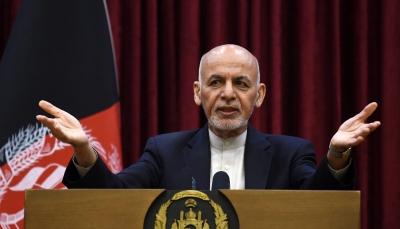الرئيس الأفغاني: حركة طالبان انتصرت ومغادرتي البلاد لتجنب إراقة الدماء