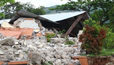 """""""كثيرون تحت الأنقاض"""".. ارتفاع حصيلة قتلى زلزال هايتي إلى نحو 1300 قتيلاً"""