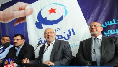 """الغنوشي يحلّ المكتب التنفيذي لحركة """"النهضة"""" التونسية"""