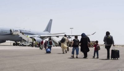 أفغانستان.. مخاوف روسية أميركية من هجمات إرهابية وبايدن يتعهد باستكمال الإجلاء نهاية الشهر الجاري