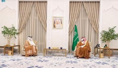 وقّع في مدينة نيوم.. إعلان مجلس تنسيق مشترك بين السعودية وقطر