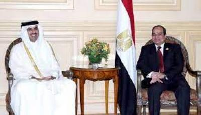 في بغداد.. السيسي وأمير قطر يجتمعان لأول مرة منذ المصالحة