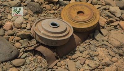 تفكيك شبكة ألغام زرعها الحوثيون في مطاحن البحر الأحمر بالحديدة