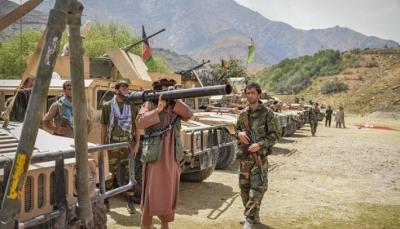 قطر ترسل وفدا فنيا لمطار كابل ونذر قتال في الولاية الوحيدة الخارجة عن سيطرة طالبان