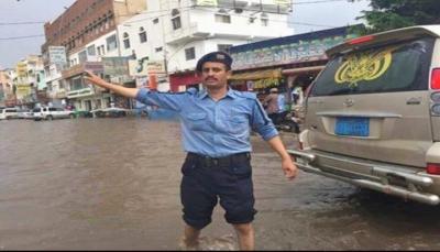 قيادي حوثي يقتل رجل مرور وهو يؤدي عمله وسط العاصمة صنعاء