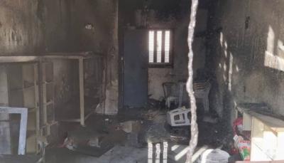 معتقلون فلسطينيون يضرمون النار في زنازينهم ويحدثون شغباً كبيراً في سجون الاحتلال