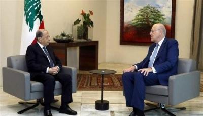 """بعد أكثر من عام على التعثر.. تشكيل حكومة جديدة في لبنان برئاسة """"نجيب ميقاتي"""""""