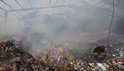 الحكومة اليمنية تخاطب مجلس الأمن بشأن جريمة استهداف الحوثيين لميناء المخا