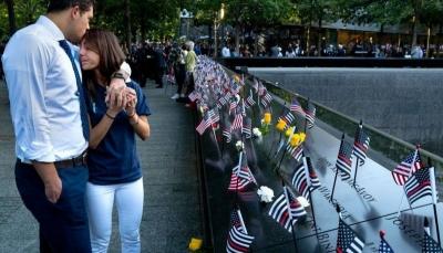 """الولايات المتحدة تحيي الذكرى العشرين لضحايا هجمات """"11 سبتمبر"""""""