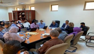 لحشد الدعم الدولي.. مناقشة جهود تنفيذ مسح الأمن الغذائي بعدن