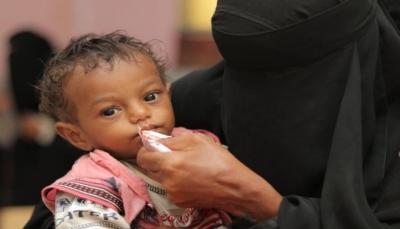 اليونيسيف: توزيع مساعدات منقذة للحياة لأكثر من 17 ألف أسرة نازحة باليمن
