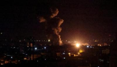 تجدد إطلاق الصواريخ من قطاع غزة بعد دقائق من غارات إسرائيلية ليلية