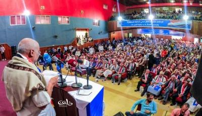 تعز.. حزب الإصلاح ينظم حفلاً فنياً وخطابياً بمناسبة الذكرى الـ31 للتأسيس