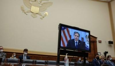 وزير الخارجية الأمريكي أنتوني بلينكن يدافع عن انسحاب القوات الفوضوي من أفغانستان