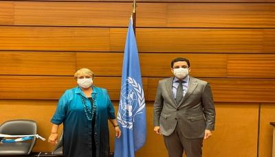الحكومة تدعو الأمم المتحدة لدعم اللجنة الوطنية للتحقيق في انتهاكات حقوق الإنسان