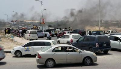 """حضرموت.. الاحتجاجات تمتد إلى """"تريم"""" وحملة اعتقالات تطال العشرات في """"المكلا"""""""