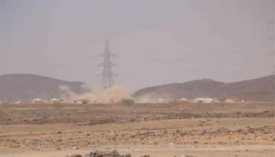 """""""رايتس ووتش"""": الحوثيون استهدفوا مخيمات النازحين بالصواريخ وتسببوا بتهجير مليوني نازح في مأرب"""