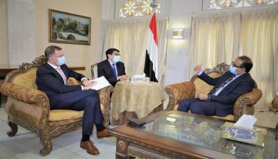 اليمن تتطلع إلى تطوير العمل الثنائي مع ألمانيا لدعم القطاع الصحي