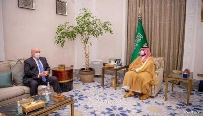 المبعوث الأميركي الخاص لليمن يبدأ جولة عمل جديدة من السعودية وعُمان