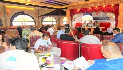 """جمعية الوصول تنظم ورشة عمل لشركاء العمل الإنساني بـ""""مأرب"""""""