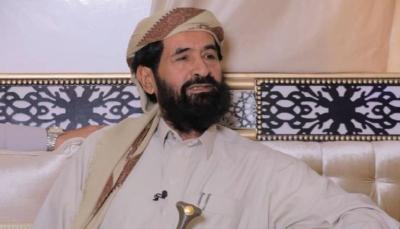 """نجاة الشيخ القبلي البارز """"علي بن غريب"""" من محاولة اغتيال بتفجير سيارة ملغومة"""