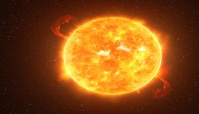 تتكون من الغاز وليست صلبة كالكواكب.. هل تدور الشمس حول نفسها؟