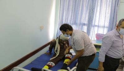 """بعثة مصرية تبدأ مخيمًا طبيًا لعلاج الحالات المعقّدة بـ""""مأرب"""""""