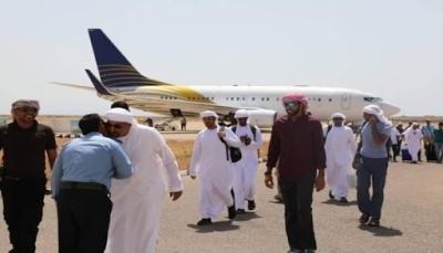 """لعدم التنسيق مع الخارجية اليمنية.. السعودية تلغي رحلة طيران إماراتية إلى """"سقطرى"""""""