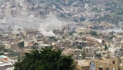 أطلقت 13 قذيقة.. إصابة امرأة في قصف لميليشيات الحوثي شرقي تعز
